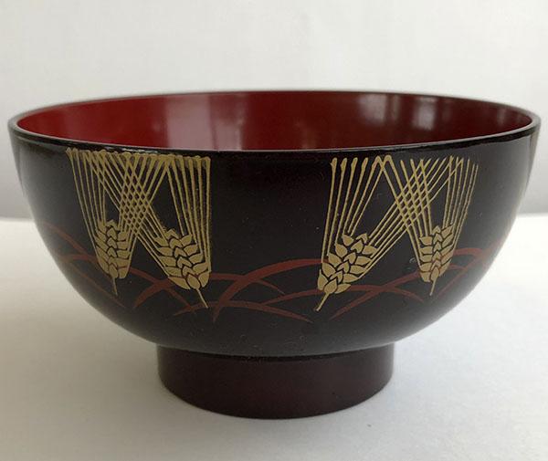 お汁茶碗(塗り)