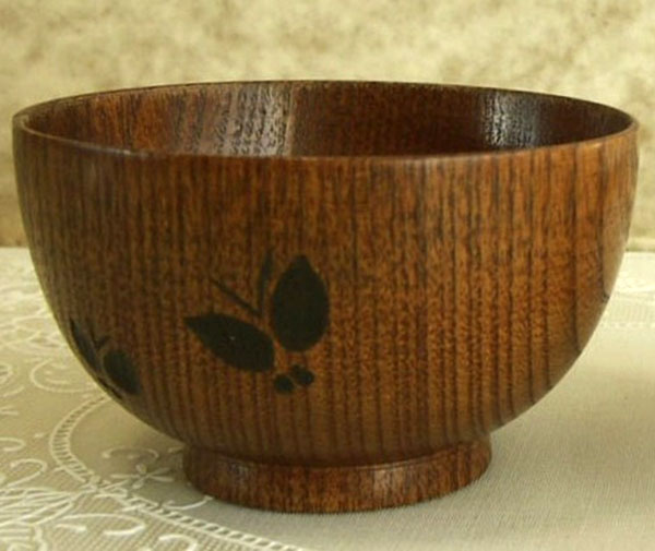 お汁茶碗(木製)