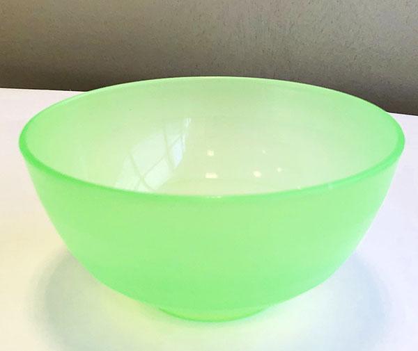 プラスチック製お椀