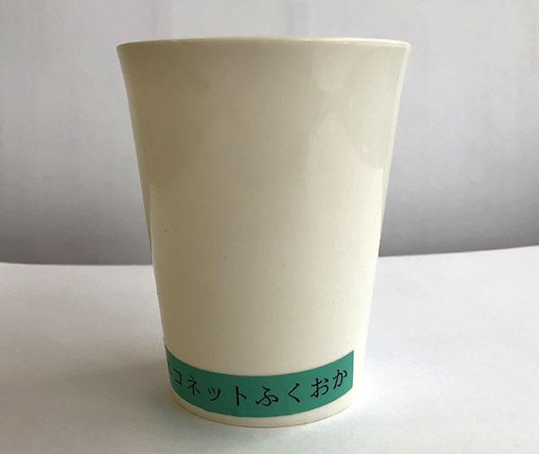 プラスチック製コップ